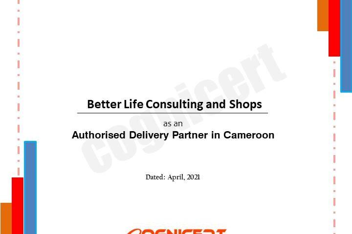 cognicert delivery Cert